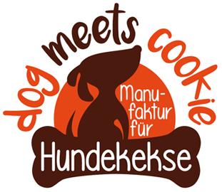 Dog Meets Cookie Logo